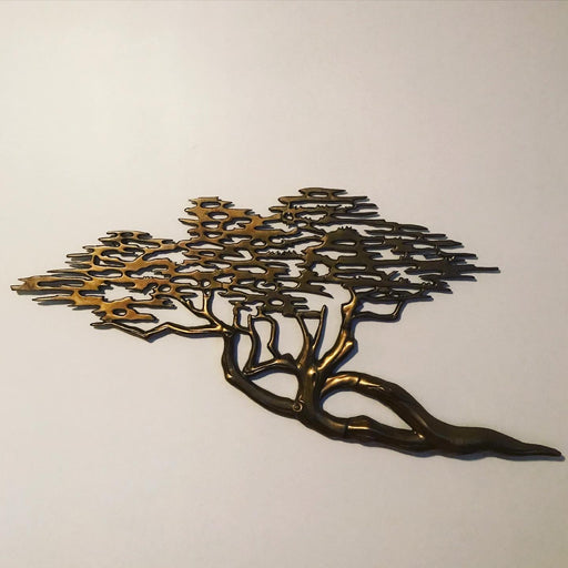 Brass Tree