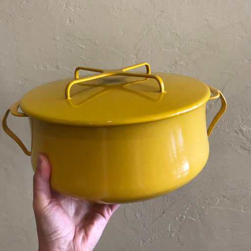 Sold • Dansk Kobenstyle Yellow Pot