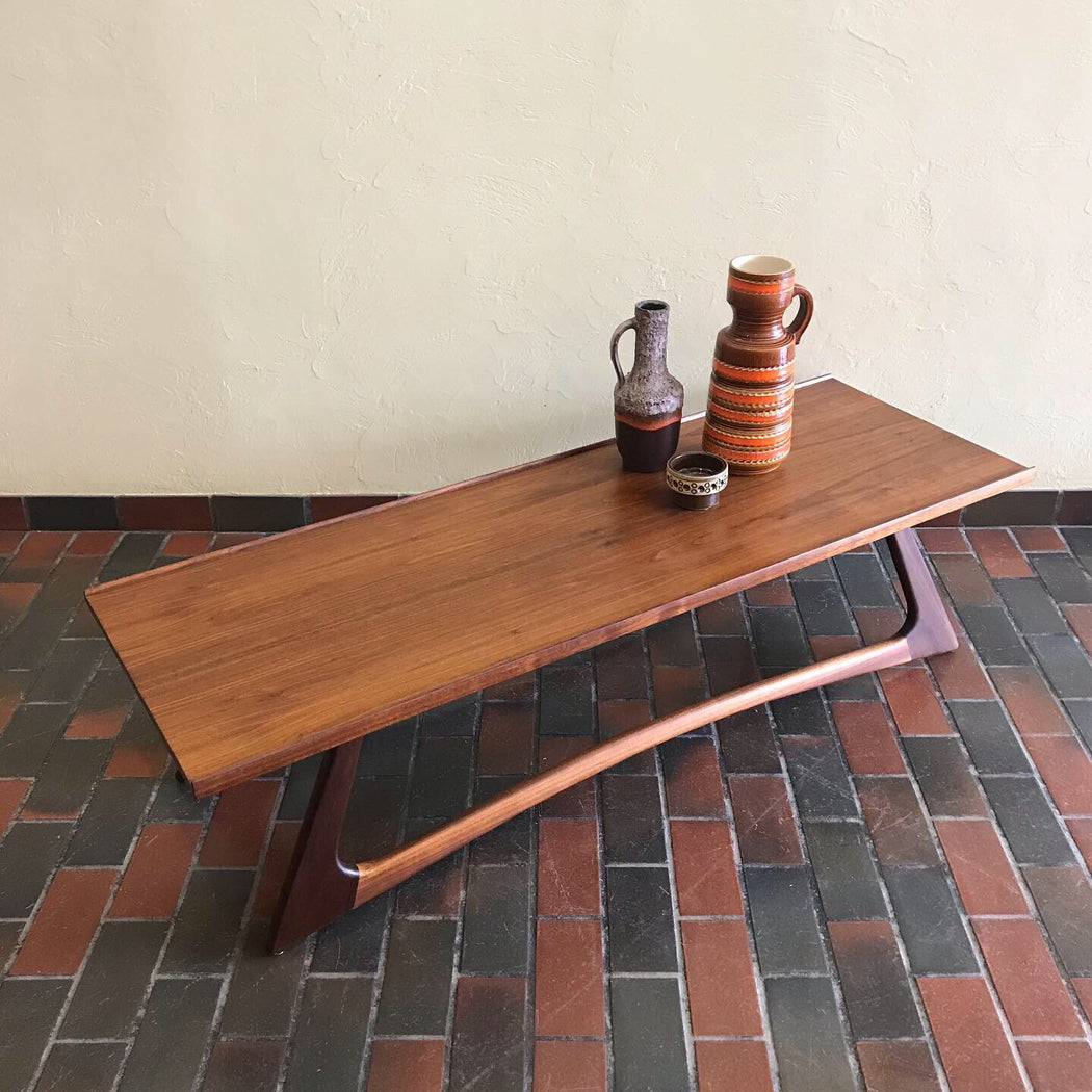 Midcentury Atomic Coffee Table