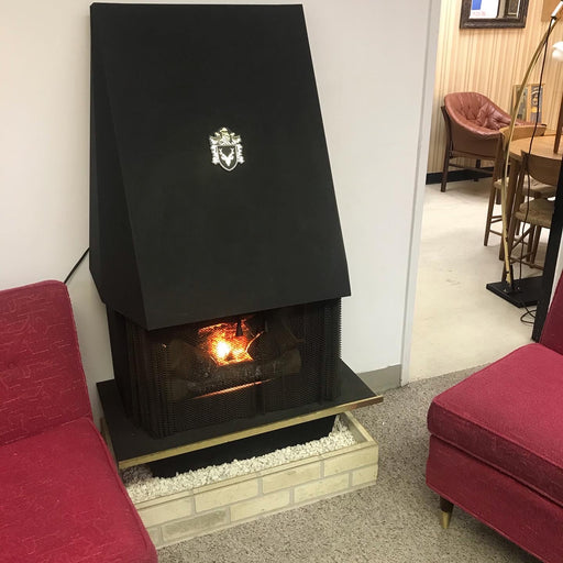 SALE! 1960s Electric Fireplace