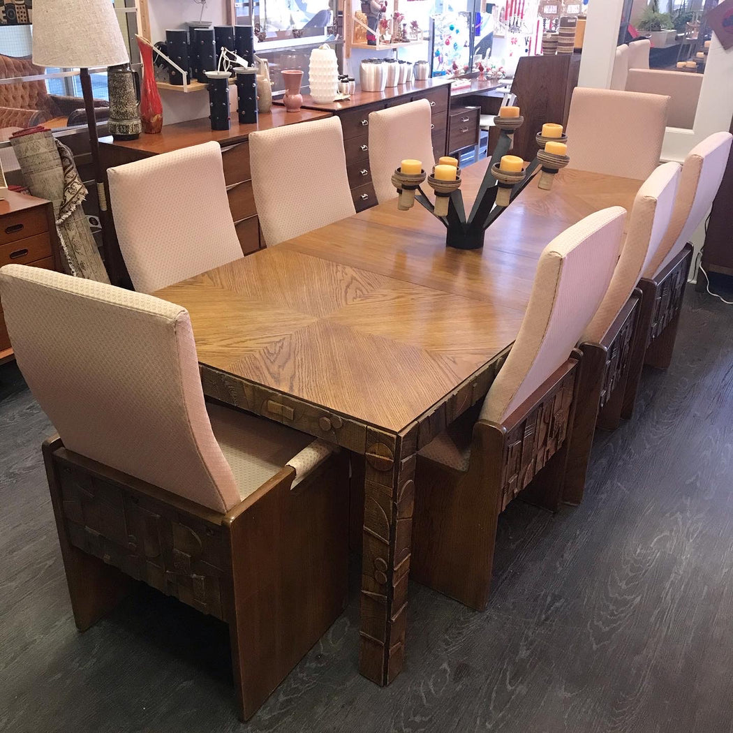 Lane Pueblo Dining Set