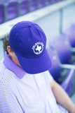 Purple Fort Worth Baseball Hat