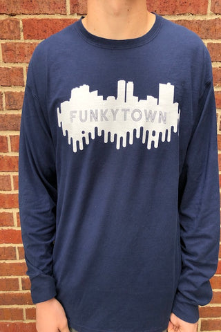 Funkytown 2.0 Navy