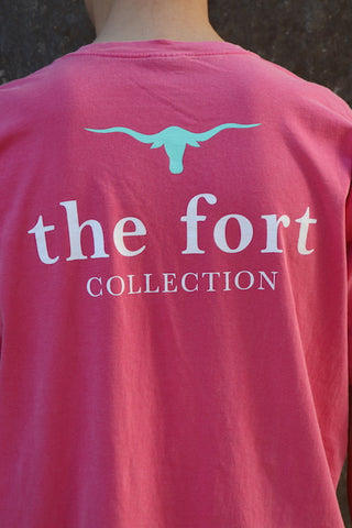 Fort Collection Crunchberry Short Sleeve