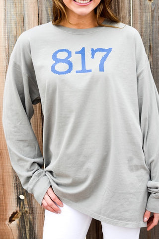 The 817 Needlepoint Grey