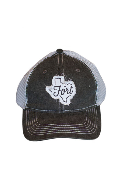 Fort State Patch Hat