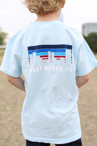 Youth Skyline Tee