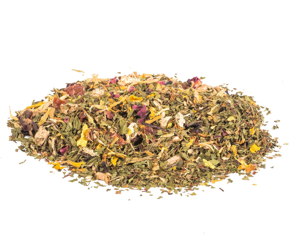 Lodge Tea Loose Leaf Ayurvedic Total Body