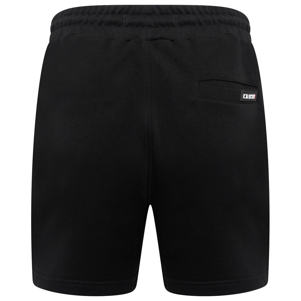 LA VITESSE LOOPBACK SHORT | BLACK