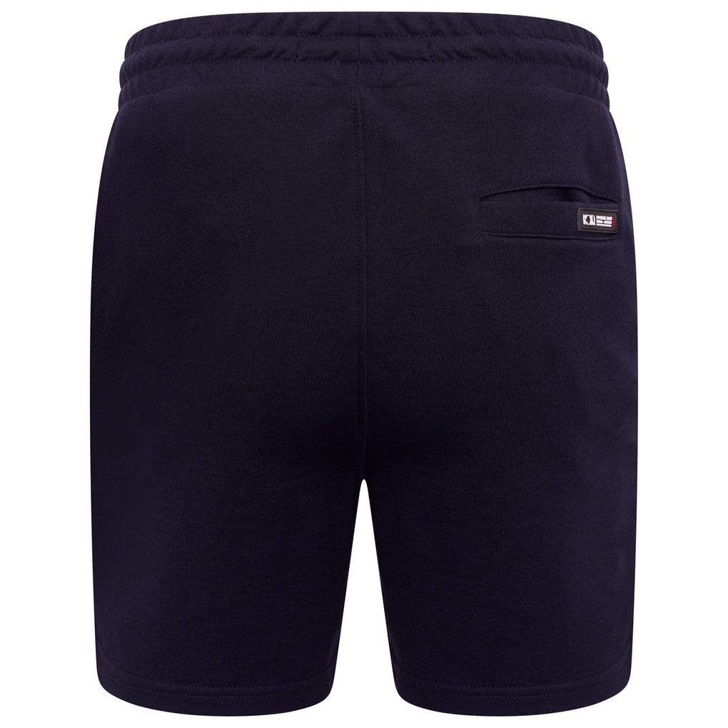 LA VITESSE LOOPBACK SHORT | NAVY