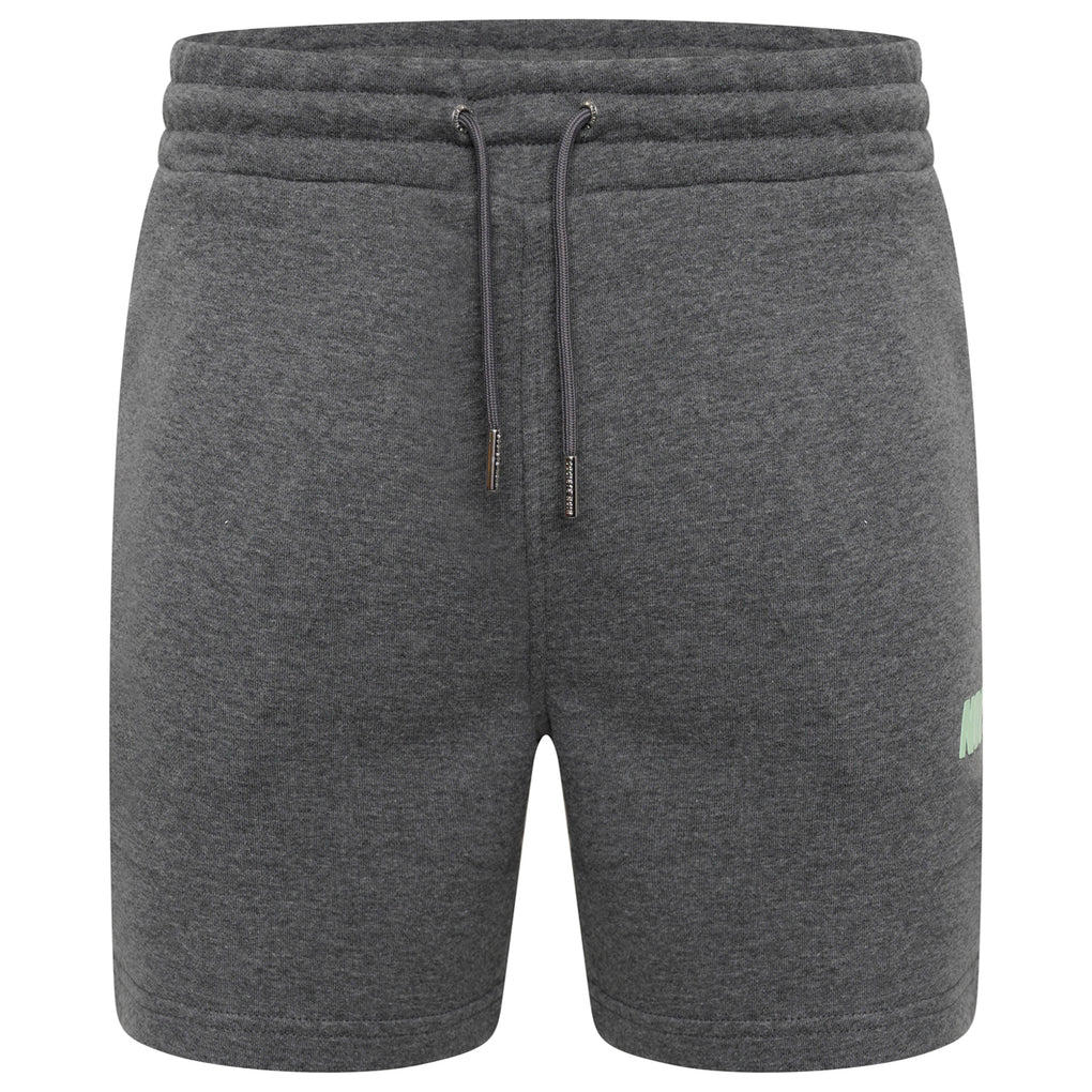 LA VITESSE LOOPBACK SHORT | CHARCOAL GREY