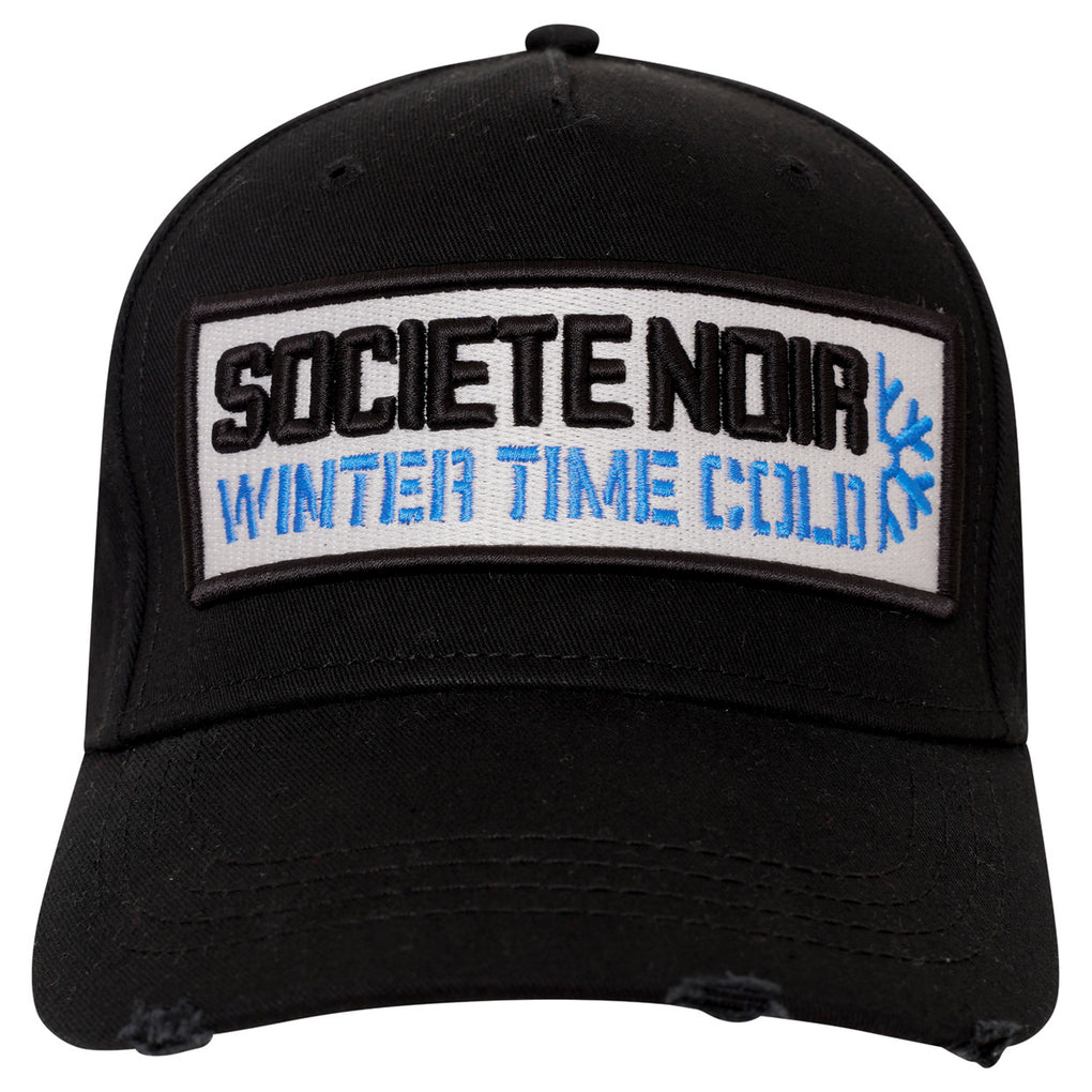 DISTRESSED TRUCKER | WINTER TIME COLD