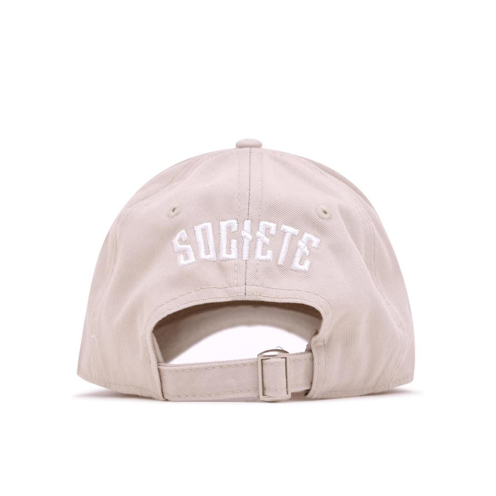 DISTRESSED TRUCKER | STONE WHITE
