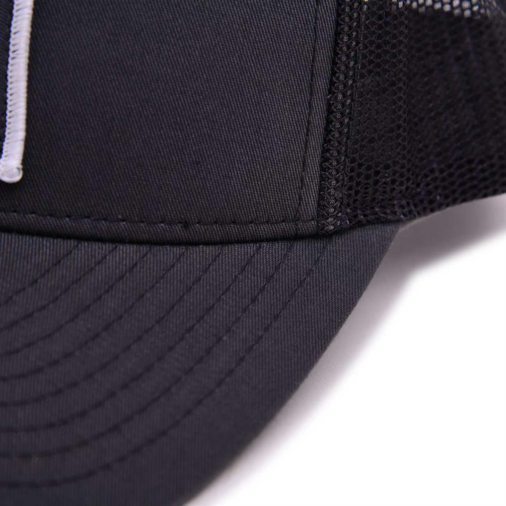 GANG MESH TRUCKER | GREY WHITE