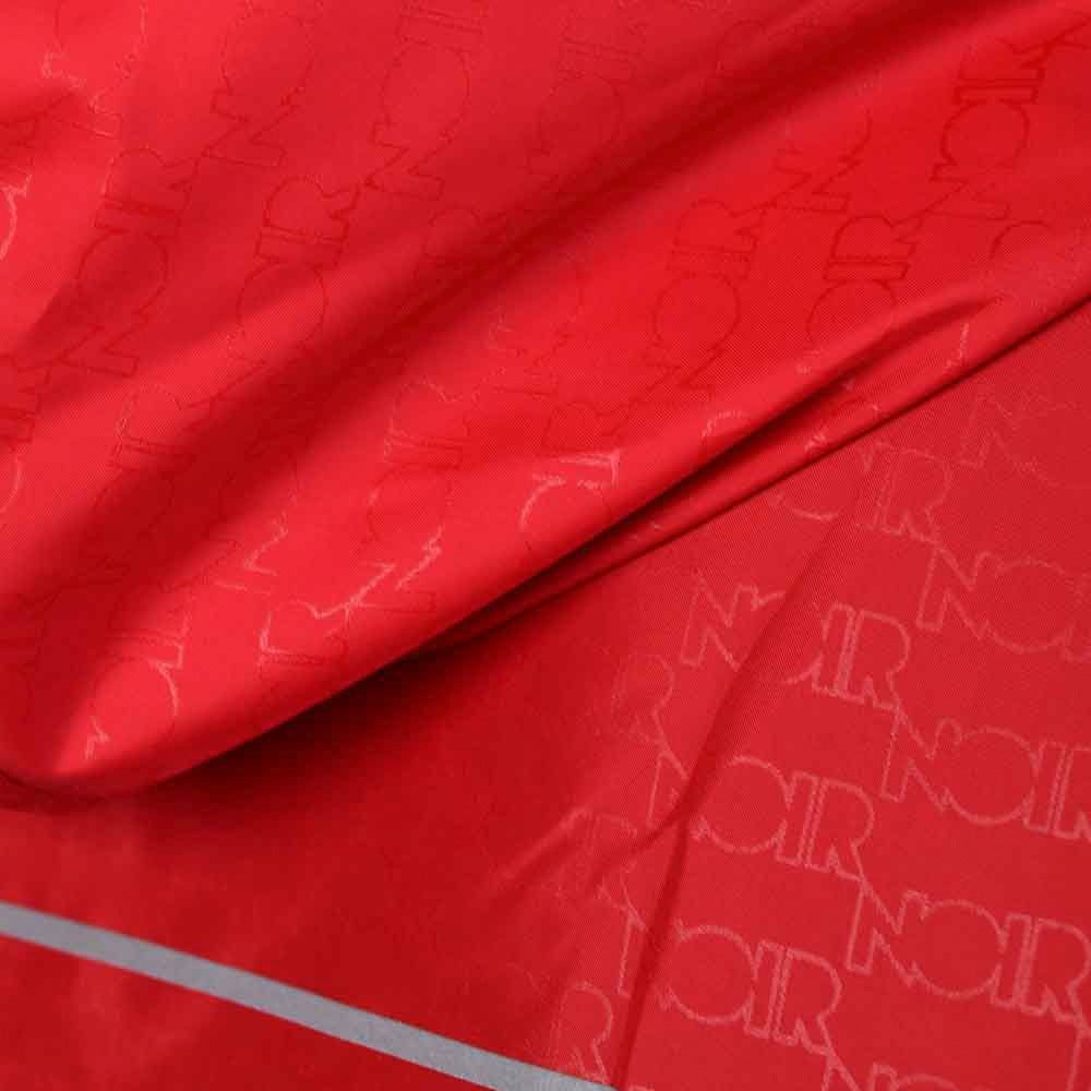 LINEAR RAIN JACKET | RED