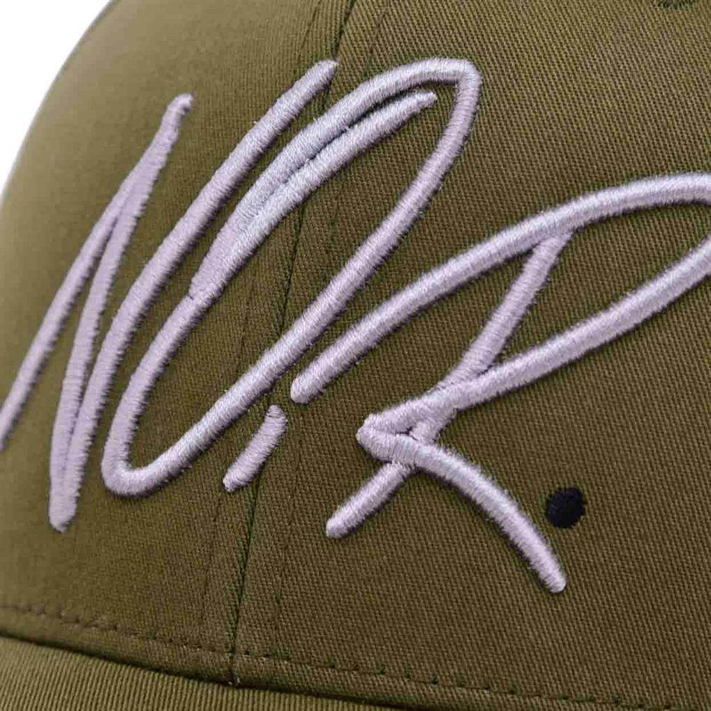 SCRIBBLE TRUCKER | KHAKI GREY
