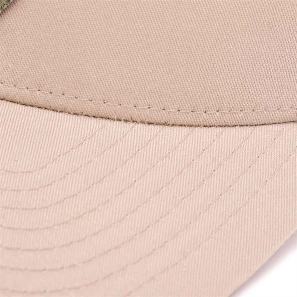 SHIELD TRUCKER | BEIGE KHAKI