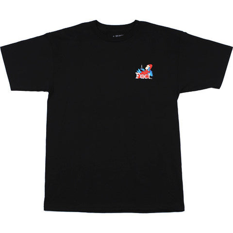 Fuct Man T-shirt Black