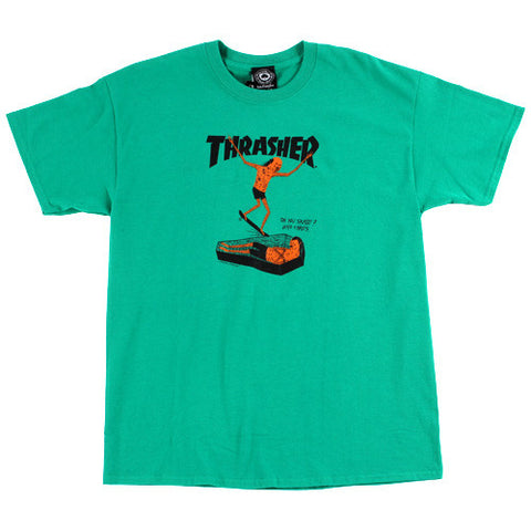 Neckface T-shirt Green