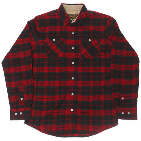Academic Flannel Shirt