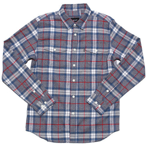 Heavy Weight Flannel in Grey