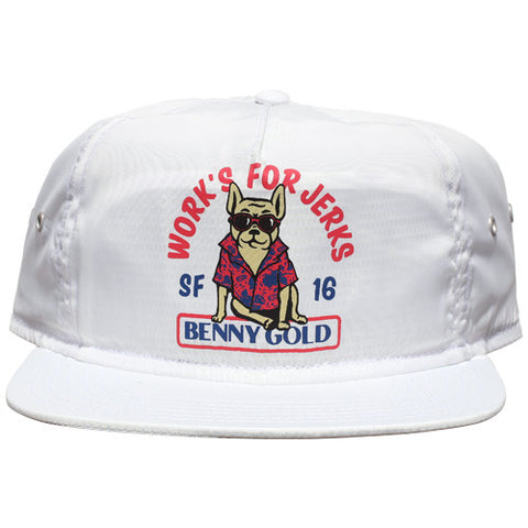 Party Animals Snapback White