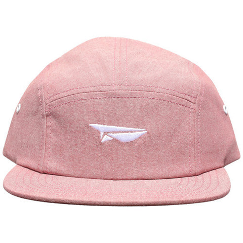 Paper Plane 5 Panel Red