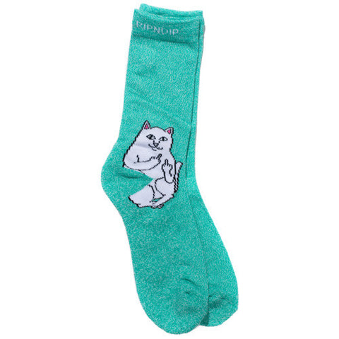 Lord Nermal Socks Teal