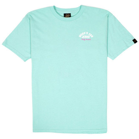 Party Animal T-shirt in Teal