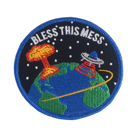 Bless This Mess Patch
