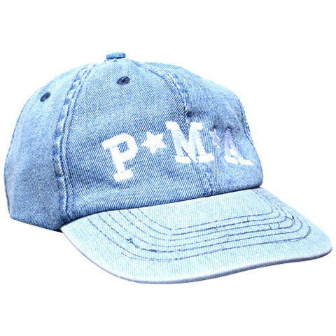 Denim Dad Cap