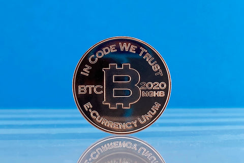 2020 Bitcoin Penny® Commemorative Coin