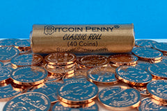 2020 Bitcoin Penny® Classic Roll
