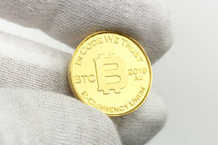 2019 Bitcoin Penny™ GOLD Commemorative Coin
