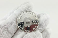 2019 Bitcoin Penny™ SILVER Short Roll