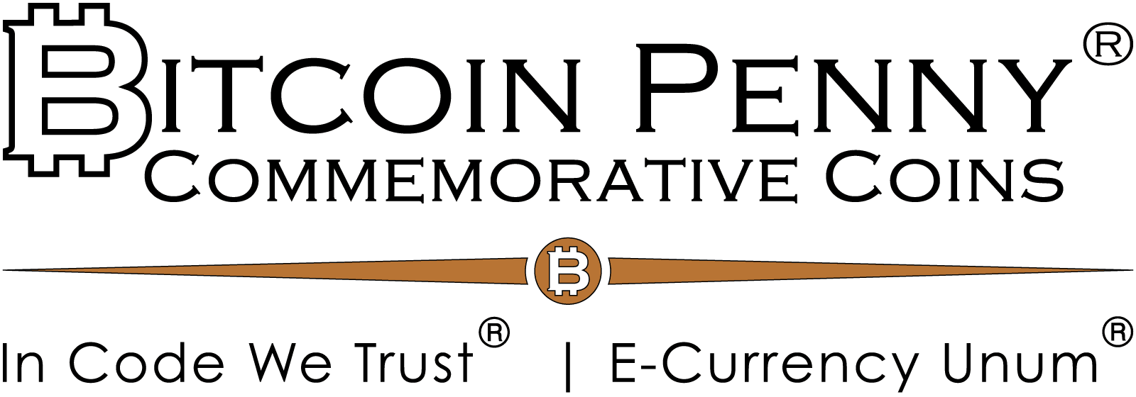 Bitcoin Penny Commemorative Coins