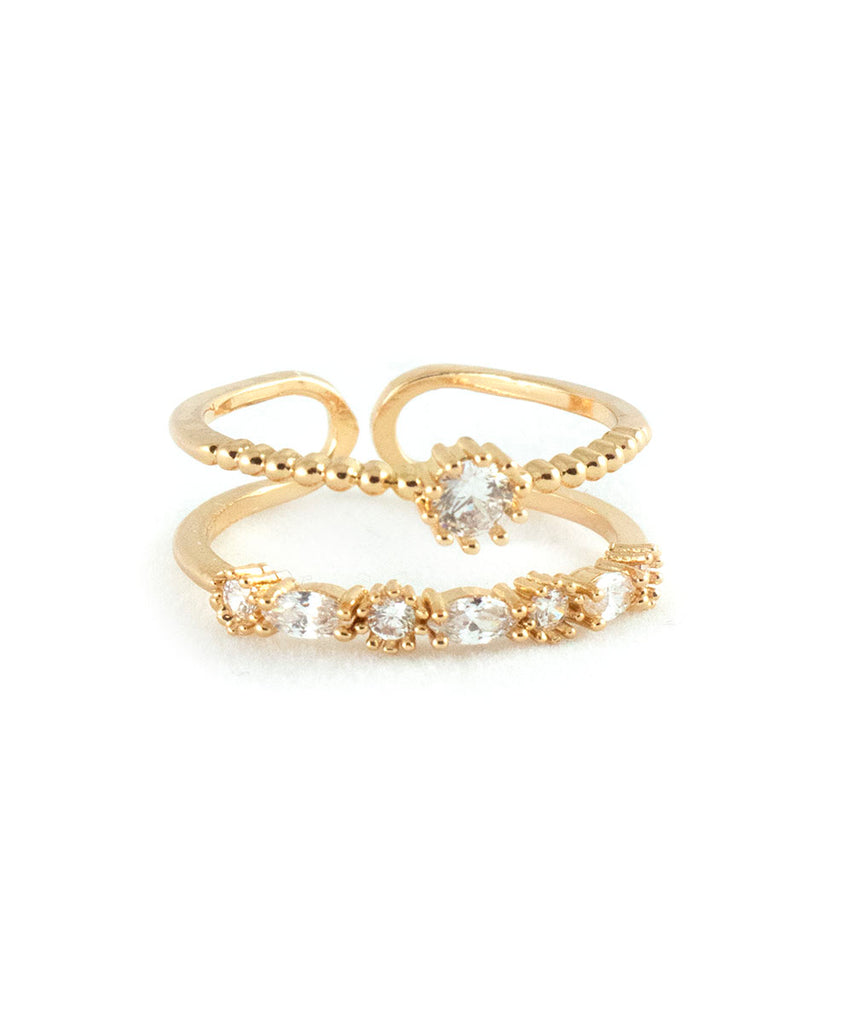 ANILLO QUEEN GOLD en Aprilis Online