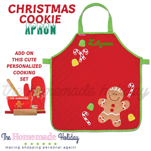 Personalized Stephen Joseph Childrens Aprons