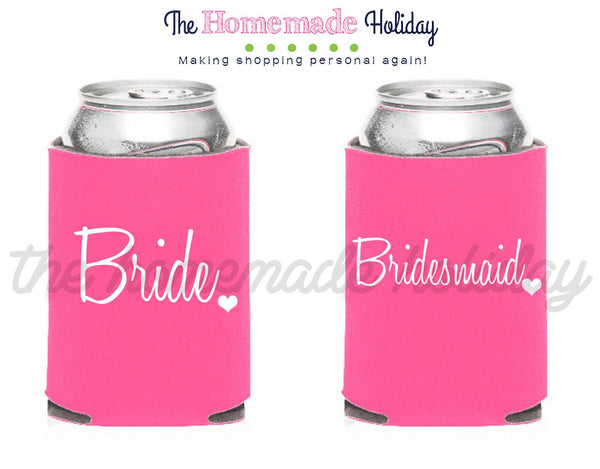 Bridal Party Drink Cozie