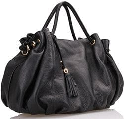 Genuine Italian Leather Handbag - The Best Accessory