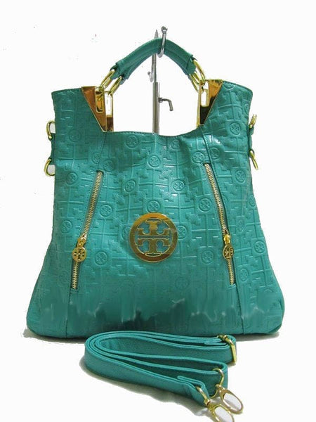 Green Leather Handbag - The Best Accessory