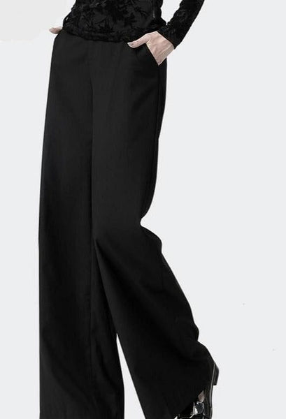 High Waist Full Leg Trousers - The Best Accessory