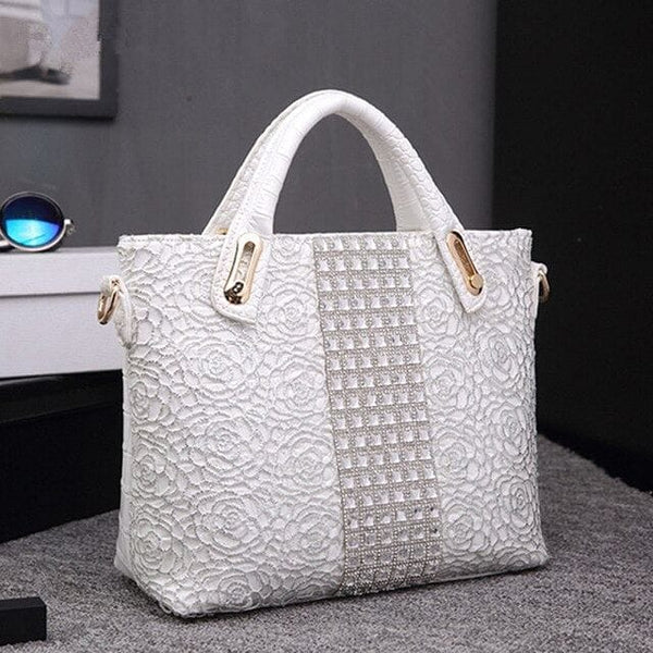 Shoulder Shell Crossbody Tote Handbag