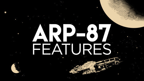 ARP-87 Feature list