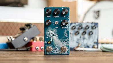 PRE-ORDER The Fathom Multi-Function Reverb Now!