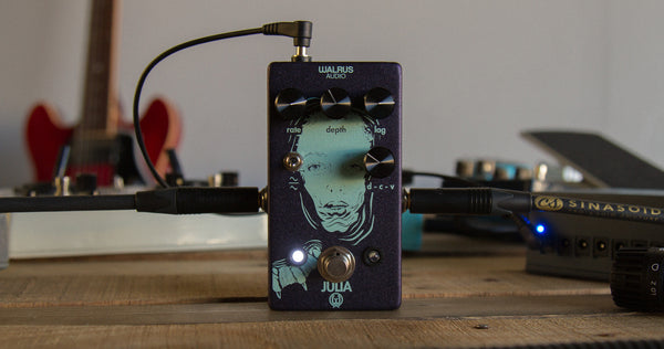 Walrus Audio Julia Analog Chorus/Vibrato Trailer