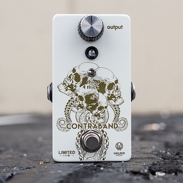 Limited Edition Contraband Fuzz!