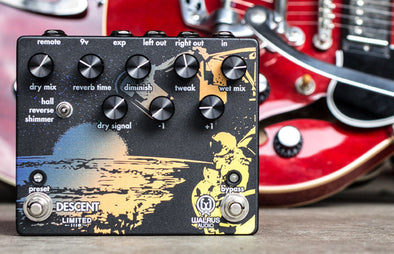 Limited Edition Descent Reverb