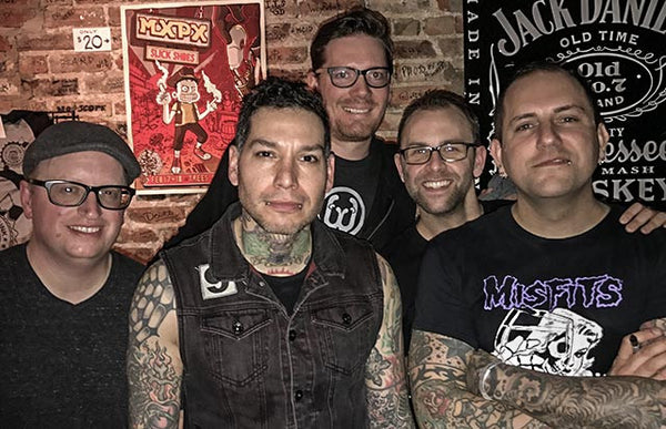 MxPx & Slick Shoes / Dallas, TX 2.17.17