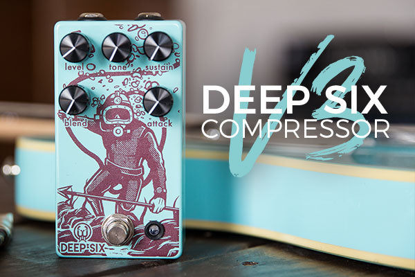 The Deep Six V3 is here!